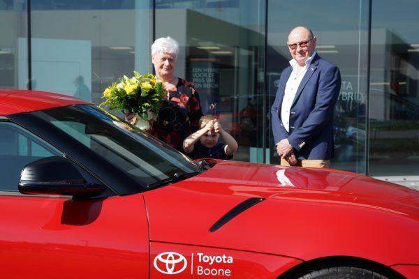 Toyota Boone wint ICHIBAN AWARD 2020!